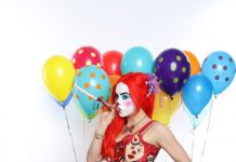 BJ McNaughty - Professional Naughty Clown
